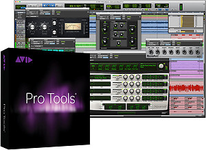 AVID Pro Tools 2020 + 12 Month Support & Upgrade Plan
