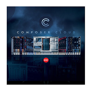 EastWest - ComposerCloud X - Yearly Subscription