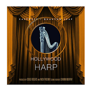 EastWest - Hollywood Harp - Diamond