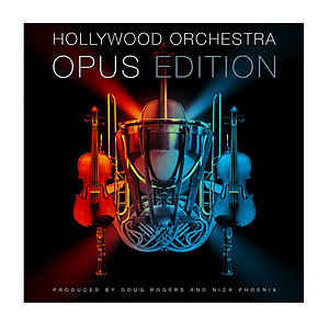 EastWest - Hollywood Orchestra Opus Edition - Gold