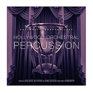 EastWest - Hollywood Orchestral Percussion - Silver