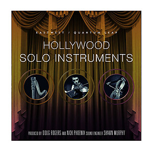 EastWest - Hollywood Solo Instruments - Gold