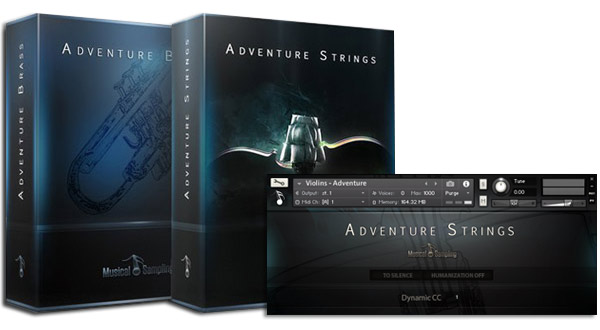 Musical Sampling - Adventure Bundle