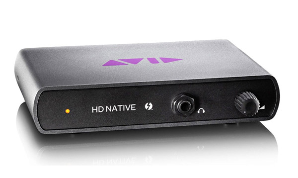 AVID HD Native TB Core