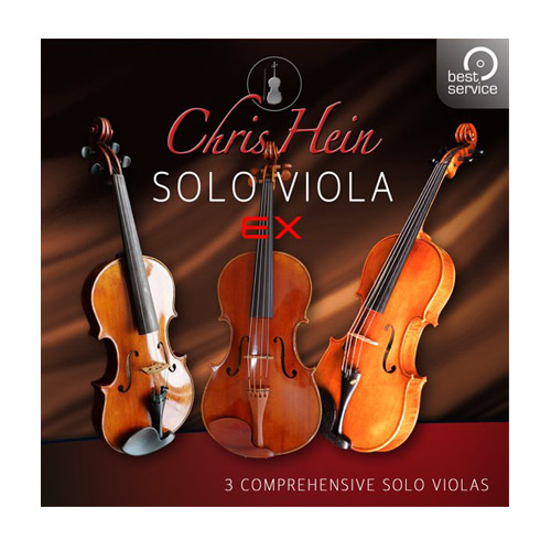 Best Service - Chris Hein Solo Viola EXtended