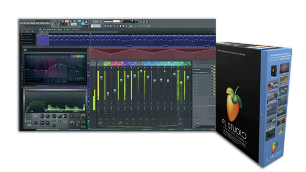 Image Line FL Studio 20 - Signature + All Plugins Bundle