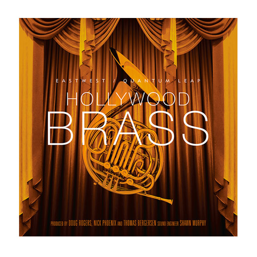 EastWest - Hollywood Brass Gold