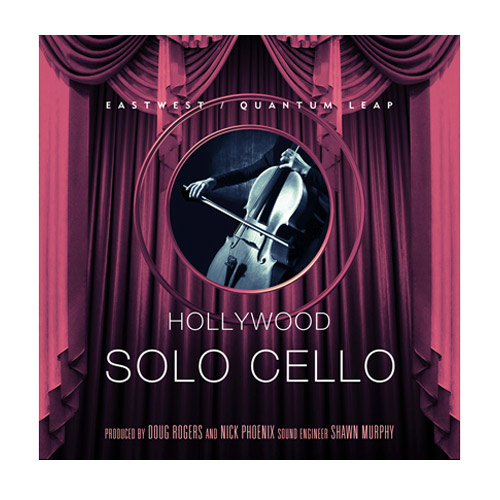 EastWest - Hollywood Solo Cello - Gold