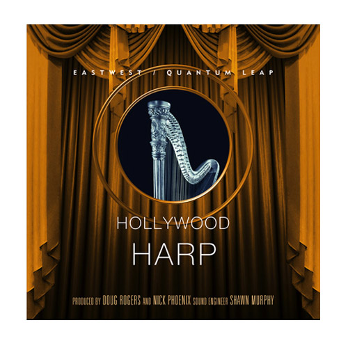 EastWest - Hollywood Harp - Gold