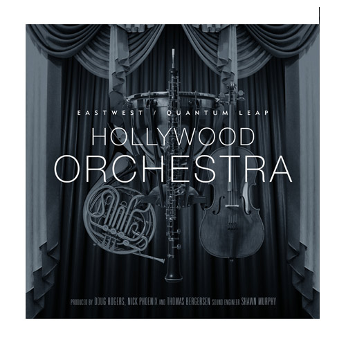 EastWest - Hollywood Orchestra Gold