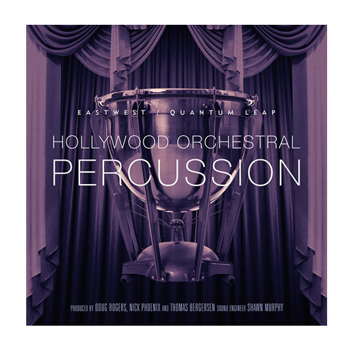 EastWest - Hollywood Orchestral Percussion - Diamond