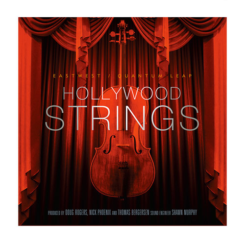 EastWest - Hollywood Strings Silver