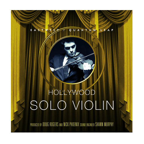 EastWest - Hollywood Solo Violin - Gold