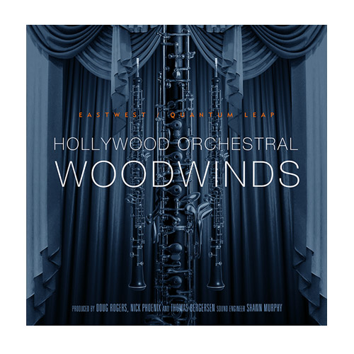 EastWest - Hollywood Orchestral Woodwinds - Diamond