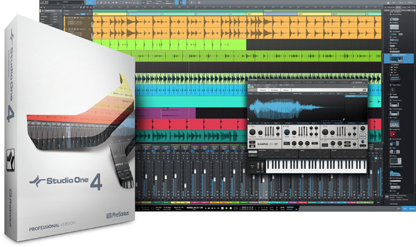Presonus Studio One 4.5 Professional